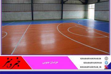 تمامی اماکن و فعالیتهای ورزشی در خراسان جنوبی تعطیل است