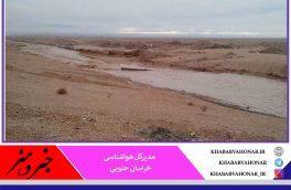 ۹۰ درصد مساحت خراسان جنوبی درگیر خشکسالی است