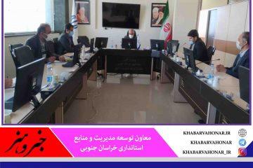 تلاش مدیران برای جلب رضایت مردم و توسعه استان