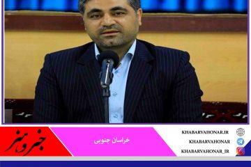 نخعی نماینده مردم نهبندان و سربیشه در مجلس شورای اسلامی به ویروس کرونا مبتلاشد