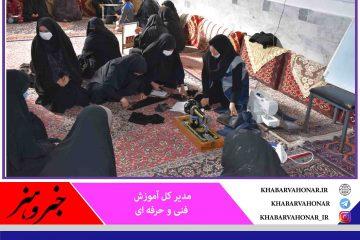 برگزاری اردوی جهادی فنی و مهندسی در روستاهای خراسان جنوبی دهه مبارک فجر