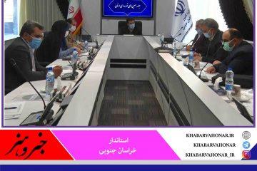 استاندار خراسان جنوبی: توسعه مناطق مرزی استان شتاب بگیرد