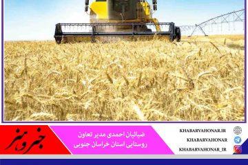 کیفی سازی محصولات کشاورزی با آموزشهای تعاون روستایی