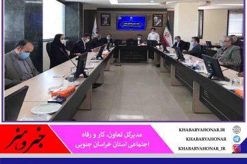 پنج طرح تعاونی در خراسان جنوبی افتتاح شد