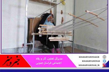 ۸۶۵ مجوز مشاغل خانگی در خراسان جنوبی صادر شد