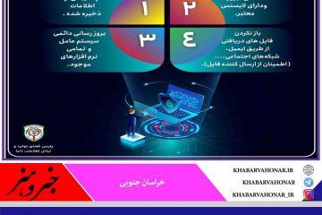 حمله #باج_افزار و چهار راهکار پیشگیرانه