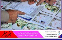 افزایش ۹۱ درصدی کمکهای مردمی در خراسان جنوبی