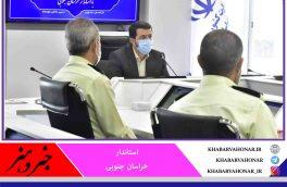 نمود عینی حضور مقتدرانه نیروی انتظامی در امنیت خراسان جنوبی