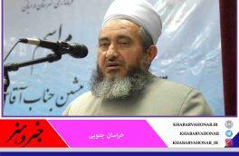 تبریک مولوی سیداحمد عبداللهی به رئیس جمهور منتخب