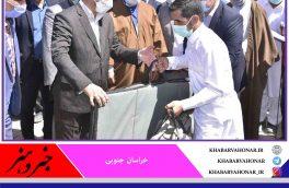 هزار و ۲۰۰ سامانه خورشیدی بین عشایر خراسان جنوبی توزیع شد