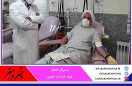 افزایش ۷ درصدی اهدای خون در سه ماه نخست سال در خراسان جنوبی