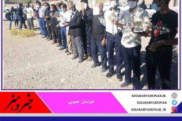 حضور با نشاط مردم #شهرستان_زیرکوه برای تعیین سرنوشت خود در انتخابات ۲۸ خرداد