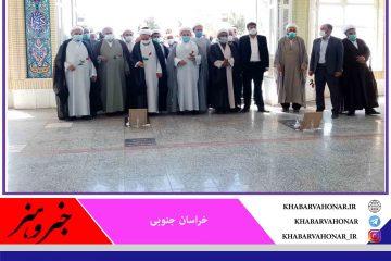 حجت الاسلام مرتضائی نیا امام جمعه سرایان شد