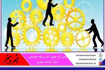 صدور ۲۵ مجوز فعالیت مشاغل خانگی از ابتدای سال در خراسان جنوبی