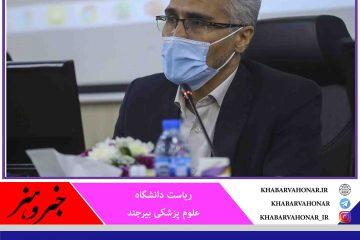 بیمارستان صحرایی دانشگاه  علوم پزشکی بیرجند درپی  گسترش کرونا دلتا در شهرستان مرزی نهبندان راه اندازی می شود