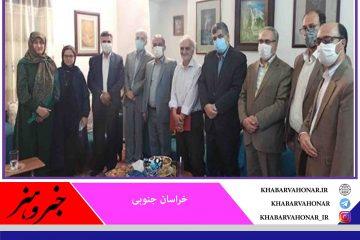 تقدیر وزیر فرهنگ و ارشاد اسلامی از دو فرهیخته خراسان جنوبی