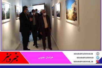 نگارخانه و مرکز آموزشی وحدت درمیان افتتاح شد