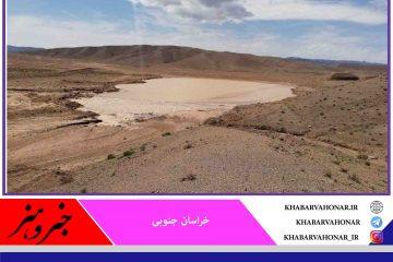 بارشهای فصلی ماههای مهر، آبان و آذر در بسیاری از مناطق خراسان جنوبی کمتر از نرمال خواهد