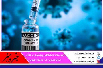 دستورالعملی برای تزریق دوز سوم واکسن کرونا ابلاغ نشده است
